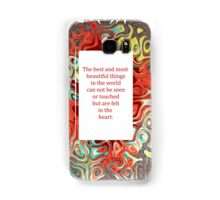 Most Beautiful Samsung Galaxy Case/Skin