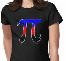 Pi Polyamory Pride Womens Fitted T-Shirt