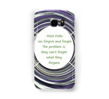 Most Folks Samsung Galaxy Case/Skin