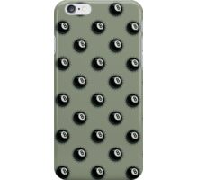 The Eight Ball Buzz Saw iPhone Case/Skin