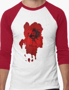 Zuni Doll Men's Baseball ¾ T-Shirt