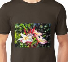 Koko Crater Plumeria Unisex T-Shirt