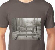 Empty Ski Lift Unisex T-Shirt