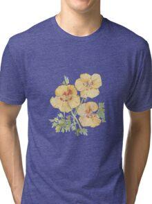 Indian cress Tri-blend T-Shirt