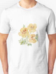 Indian cress Unisex T-Shirt