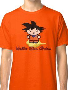 Hello Son Goku, Dragonball Z Classic T-Shirt