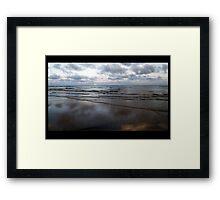 seascapes Framed Print