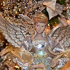 Christmas in Angelic Gold... by Carol Clifford