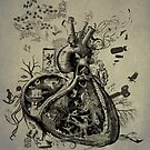 The Heart - Who Can Understand It? by Geraldine (Gezza) Maddrell