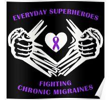 Migraine Heroes Poster