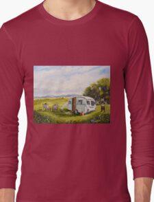 Caravan peril Long Sleeve T-Shirt
