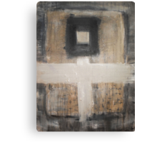 Composition, Ned Kelly Canvas Print