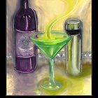 A Spoonful of Absinthe by Steven Pegg