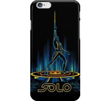 TRON-SOLO iPhone Case/Skin