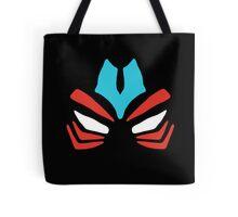 Fierce Deity Mask Tote Bag