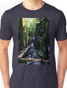 Flume Gorge Unisex T-Shirt