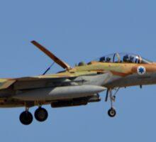Isaraeli Air Force F-15I Sticker
