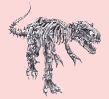 Steampunk T-Rex Kids Tee