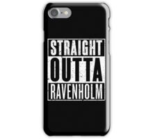 Straight Outta Ravenholm iPhone Case/Skin