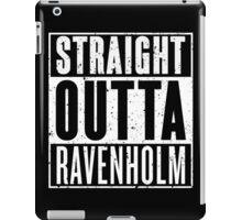 Straight Outta Ravenholm iPad Case/Skin