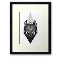 Norse Arrow Toothless Framed Print