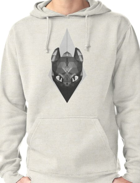 Norse Arrow Toothless Pullover Hoodie