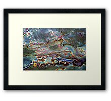 Guilty By Association  Framed Print