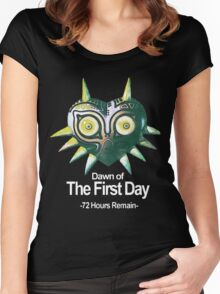 72 Hours Remain Women's Fitted Scoop T-Shirt