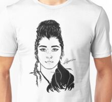 Lauren / Mulan Digital Sketch  Unisex T-Shirt