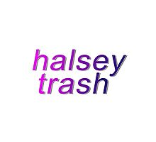 halsey trash by sadgirls2002