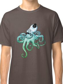 Monocle Octopus Classic T-Shirt