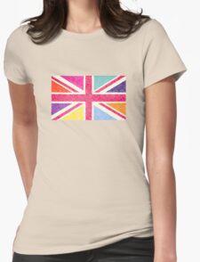 Pink Union Jack T-Shirt