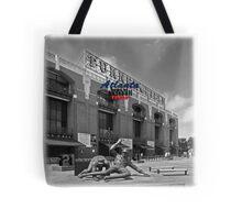 Atlanta Home of Baseball Fever Tote Bag