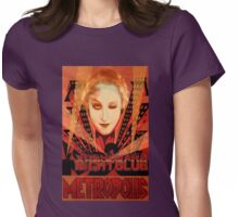 METROPOLIS - Yoshiwara Nightclub Womens Fitted T-Shirt