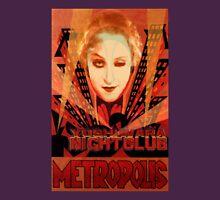 METROPOLIS - Yoshiwara Nightclub Womens Fitted T-Shirt