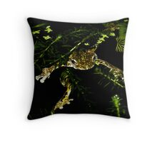 relaxation time Throw Pillow