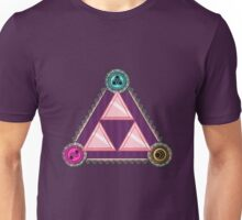 Triforce of the Gods Unisex T-Shirt