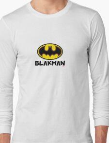 Blakman [-0-] Long Sleeve T-Shirt