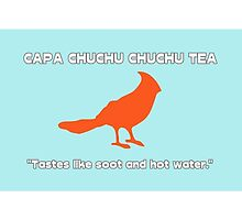 Capa chuchu chuchu Tea by AJColpitts