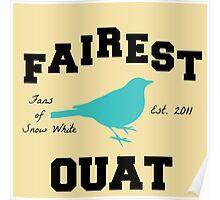 OUAT Snow Poster