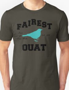 OUAT Snow Unisex T-Shirt