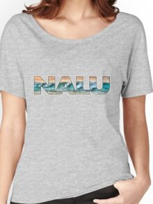 Nalu - wave Women's Relaxed Fit T-Shirt