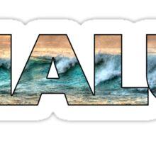 Nalu - wave Sticker