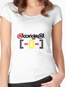 @borigin@l [-0-] Women's Fitted Scoop T-Shirt