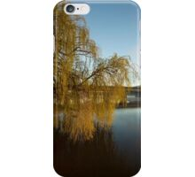 Lake Burley Griffin, Canberra iPhone Case/Skin