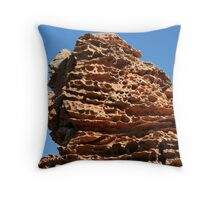 Layer Upon Layer Throw Pillow