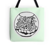 Fred the Succulent Tote Bag