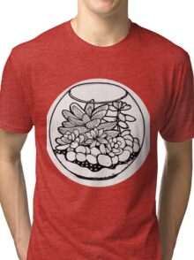 Fred the Succulent Tri-blend T-Shirt