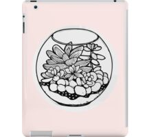 Fred the Succulent iPad Case/Skin