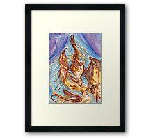 Smaug's Revenge Framed Print